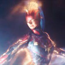 Capitã Marvel vem com tudo em Março de 2019