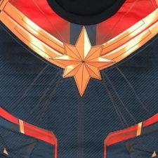 #ModaGeek: Camisetas Capitã Marvel Piticas