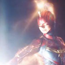 Capitã Marvel - cenas novas divulgadas