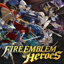 Fire Emblem Heroes agora em Português