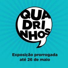 """Expo """"Quadrinhos no MIS"""" é prorrogada"""
