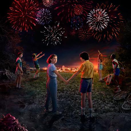 Stranger Things 3 chega em julho!