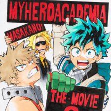 My Hero Academia terá novo filme