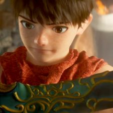 O Trailer do Filme Dragon Quest: Your Story