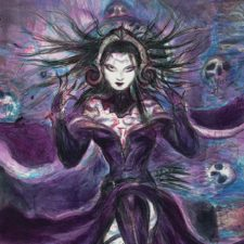 Yoshitaka Amano ilustra versão exclusiva de Magic