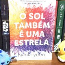#AkibaDica: O Sol Também é Uma Estrela (Livro)