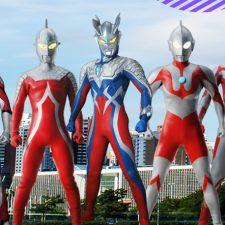 Ultraman Heroes de volta ao Brasil