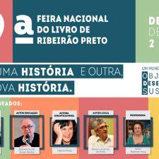 Vem aí a 19ª Feira do Livro de Ribeirão Preto