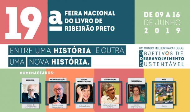 19ª Feira do Livro de Ribeirão Preto