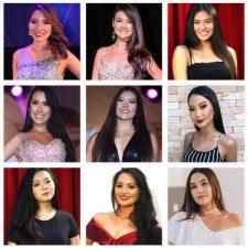 Candidatas ao Miss Nikkey São Paulo 2019
