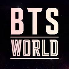 BTS World está chegando!