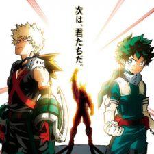 Teaser: My Hero Academia - Heroes Rising