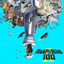 Mob Psycho 100  - 2º temporada dublada no Crunchyroll