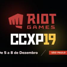 Riot Games na CCXP 2019