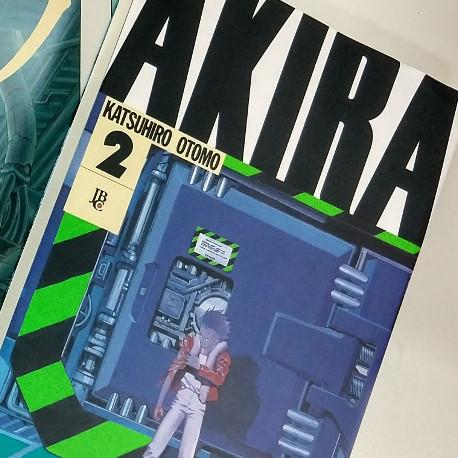 Editora JBC é premiada no 31º Troféu HQMIX com Akira