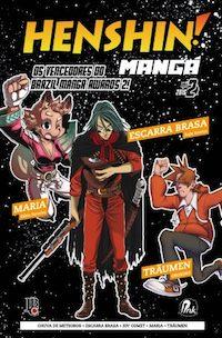 Capa de Henshin Mangá #02