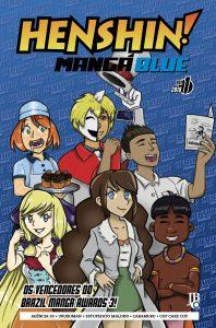 henshin manga blue