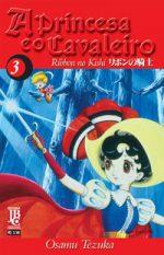 capa de A Princesa e o Cavaleiro #03