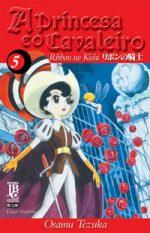 capa de A Princesa e o Cavaleiro #05