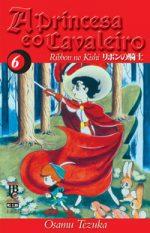 capa de A Princesa e o Cavaleiro #06