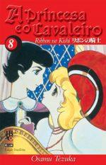 capa de A Princesa e o Cavaleiro #08