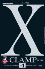 capa de X #04