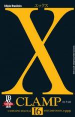 capa de X #16