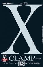 capa de X #18
