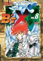 capa de B'tX #08