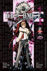 capa de Death Note #01
