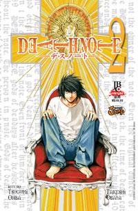 capa de Death Note #02