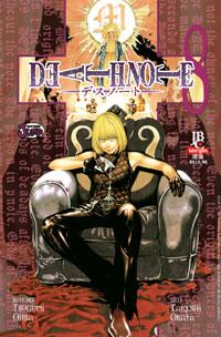 capa de Death Note #08