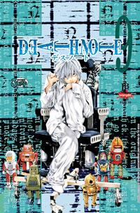 capa de Death Note #09