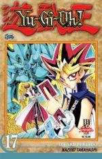 capa de Yu-Gi-Oh #17