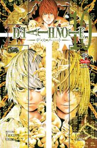 capa de Death Note #10