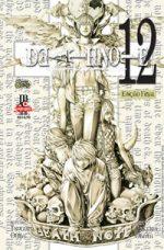 capa de Death Note #12