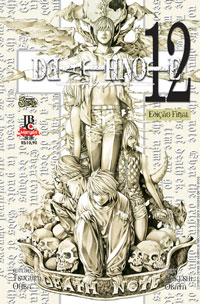 capa de Death Note #12