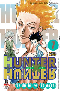 capa de Hunter X Hunter #07