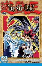 capa de Yu-Gi-Oh #22