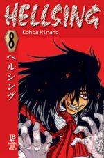 capa de Hellsing #08