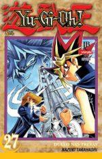capa de Yu-Gi-Oh #27