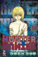 capa de Hunter X Hunter #14