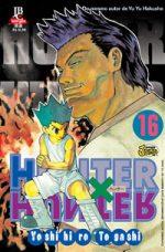 capa de Hunter X Hunter #16