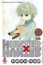 capa de Hunter X Hunter #17