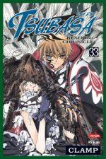 capa de Tsubasa #33