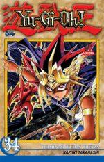 capa de Yu-Gi-Oh #34