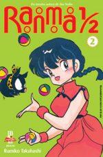 capa de Ranma ½ #02