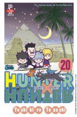 capa de Hunter X Hunter #20