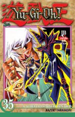 capa de Yu-Gi-Oh #35