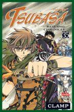 capa de Tsubasa #35
